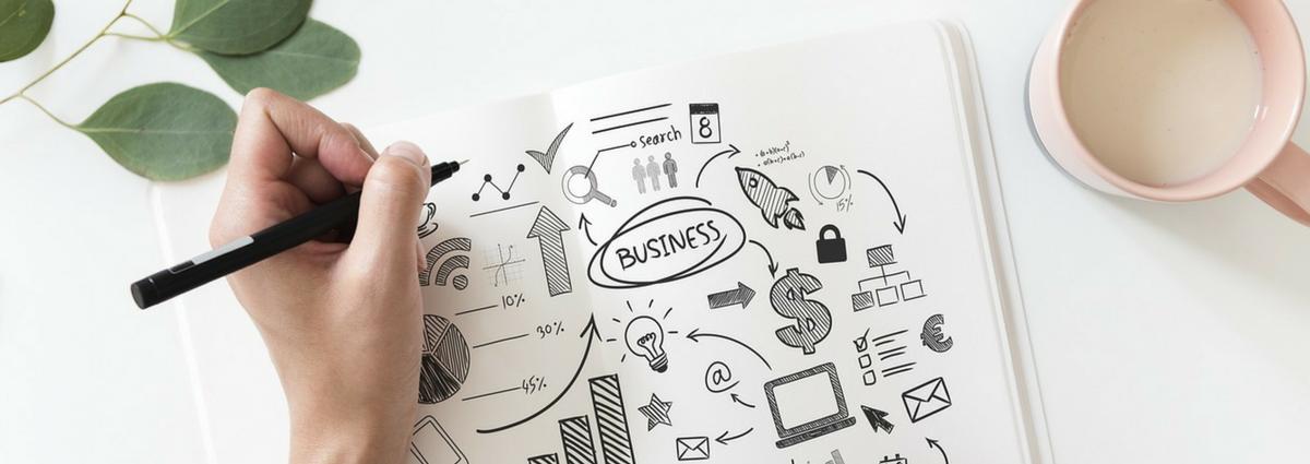 El diseño visual de una página web define su éxito