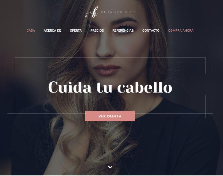 paginas-web-para-peluquerias
