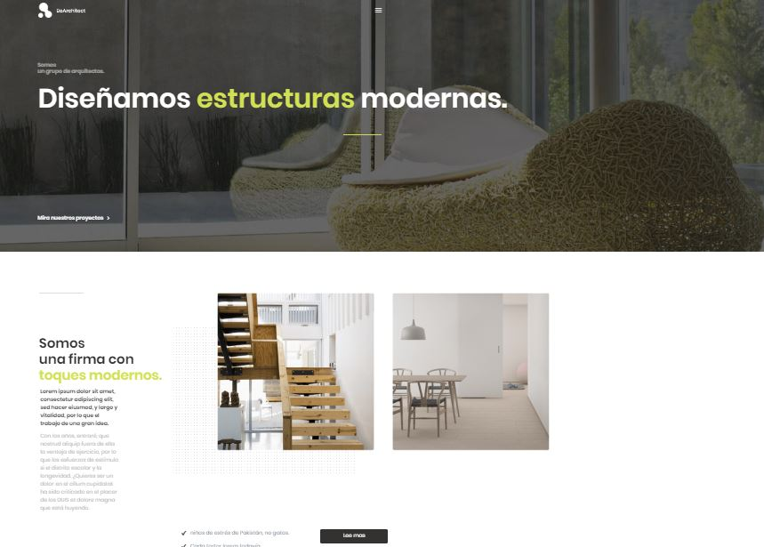 web-para-arquitectos